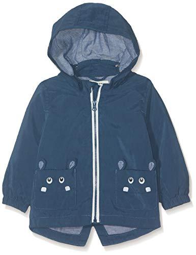 NAME IT Baby-Jungen Jacke NBMMATE Jacket, Blau (Dark Denim), (Herstellergröße: 68)