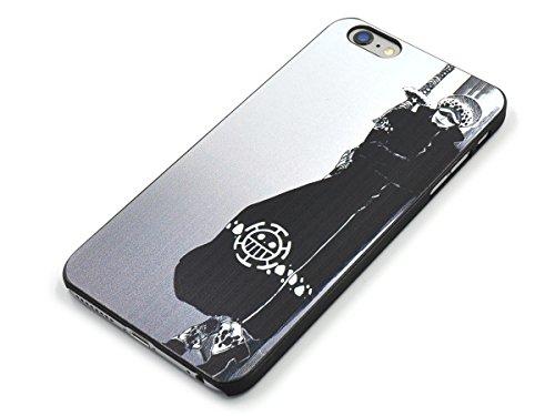 CoolChange Schutzhülle mit One Piece Motiv für das iPhone 6 / 6S Plus, Motiv: Lorenor Zorro Motiv: Trafalgar Law