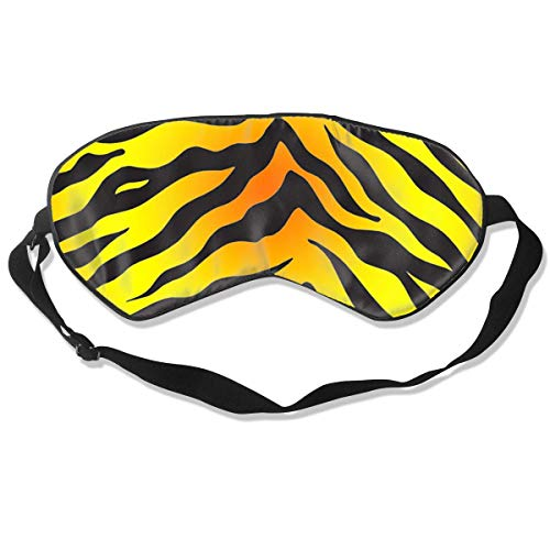 Eyes Mask Fashion Zebra Stripes Shade Sleep Goggles for Sleep Contoured Eye Masks for Sleeping,Shift Work,Naps Stripe Shift