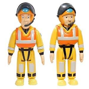 sam le pompier pack 2 figurines sam julie import royaume uni jeux et jouets. Black Bedroom Furniture Sets. Home Design Ideas