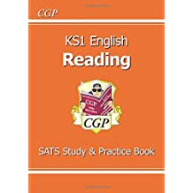 KS1 English Reading Study & Practice Book (CGP KS1 English SATs)