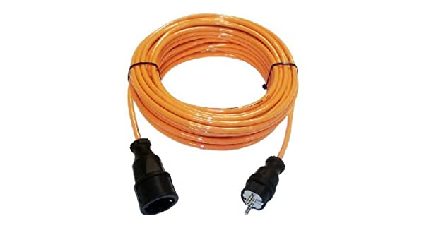 Verlängerungskabel PUR Kabel H07BQ-F 3G1,5mm² 15m Stromkabel NEU