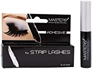 Masters Professional Strip Lash Brush Glue Black, 5 gm, Pack of 1
