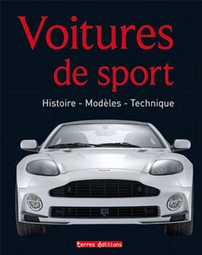 Voitures de Sport Mini 1000 par Collectif