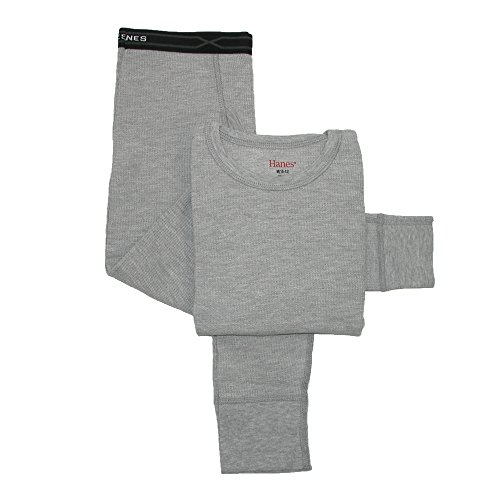 Hanes-Boys-Thermal-Underwear-Set