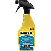 Rain-X KC 1830048 Cires à Polir pour Vitres 88197500 2-en-1 Nettoyant plus Anti-Pluie, 500 Ml