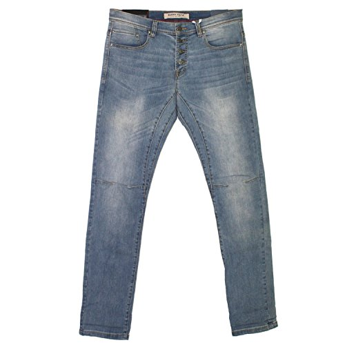 Buena Vista, Herren Jeans Hose, Franco,Stretchdenim,summer blue [18579] Summer Blue