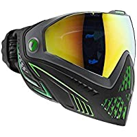 Dye i5 Gafas, Unisex, Emerald Black/Lime, OS