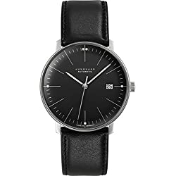 Junghans Watch - Max Bill - Automatic - Black