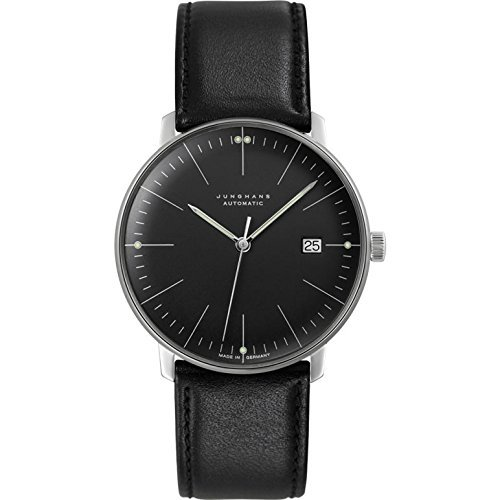 Junghans Uhr - Max Bill - Automatic - Black