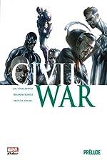 CIVIL WAR - PRELUDE