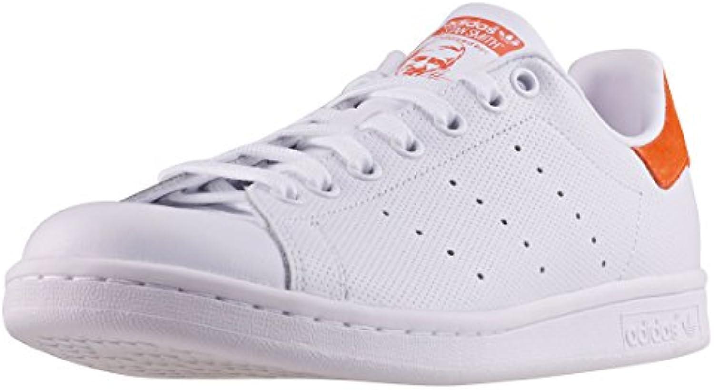 adidas Stan Smith, Zapatillas de Deporte para Hombre, Blanco (Ftwbla/Ftwbla/Nartra 000), 46 EU