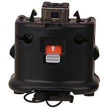 Dolity 1 pc de Sensor Conector de Remoto Control compatibilidad con Nintendo Wii de color Negro