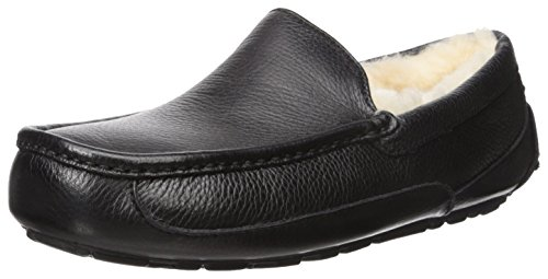 Ugg Ascot 5775, Chaussons homme Noir - V.2