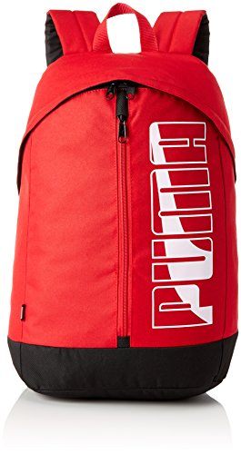 Puma Pioneer Backpack II Mochila, unisex, PUMA Pioneer Backpack II, toreador, OSFA