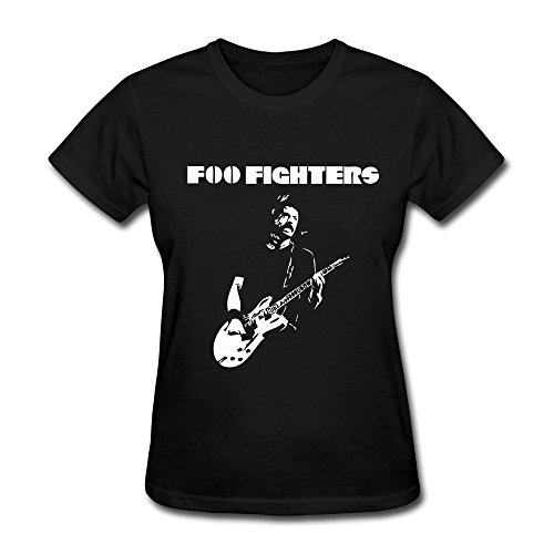 Night spread night spread women's foo fighters greatest hits dave grohl t-shirt