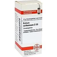 KALIUM CARBONICUM D 30 Globuli 10g preisvergleich bei billige-tabletten.eu
