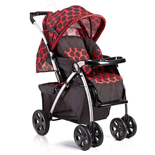 Unbekannt Comfortable Prams Baby Pram Pushchairs Buggy