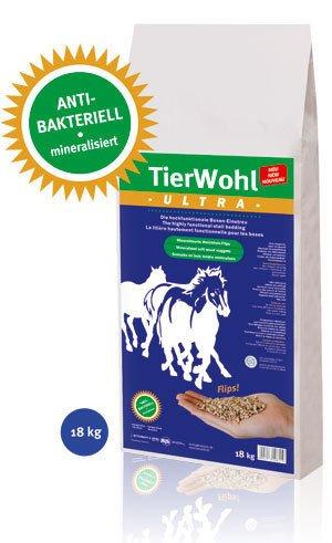 TierWohl Ultra Weichholz-Flips 18 kg - 1 Sack