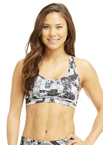 Marika Damen bhs Hannah Printed Sports Bra Black