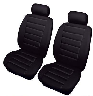 HONDA Accord 90-93 Front Car Seat Covers protectors Airbag Ready