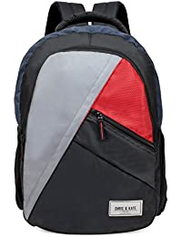 e7d513ecd4 Chris & Kate Multicolor Big Comfortable Backpack | Laptop Bag | School Bag  | College Bag