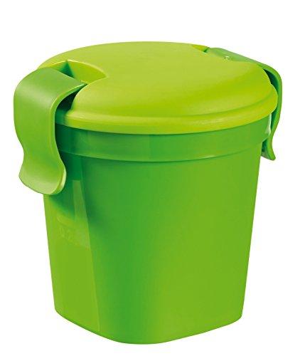 Curver 224198 Mug Plastique Vert S 10,7 x 12 x 11 cm