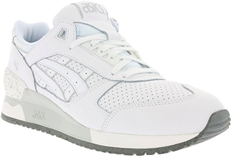 asics acepción de gel para hombre zapatillas blancas H5W4L 0101 -