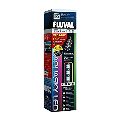 Fluval Aquasky LED replacement Aquatic Lights with Remote Control