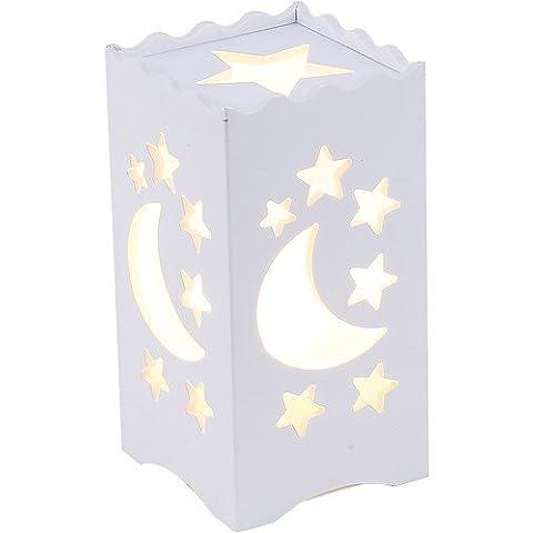 La luna e le stelle Scrivania Luce