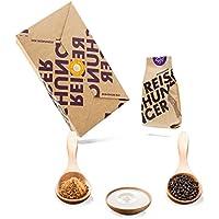 Reishunger Mango Sticky Reis Box - Original Zutaten für thailändisches Dessert - Für bis zu 4 Personen - Ideal als Geschenk