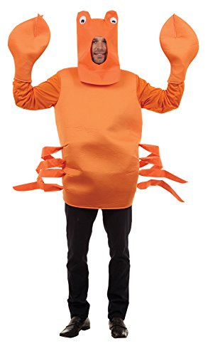 Bristol-Novelty-Ac477-Crabe-Costume-Taille-unique