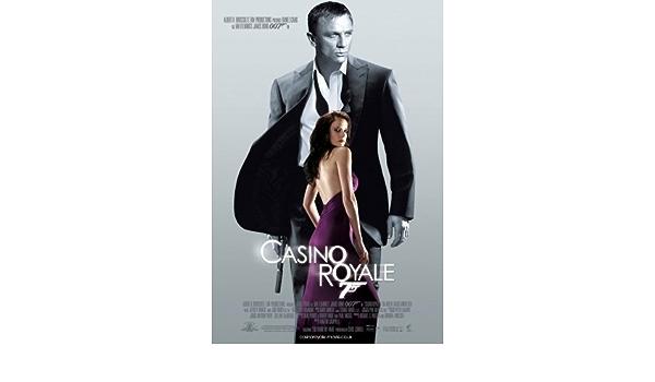 casino royale james bond daniel craig us imported movie wall poster print 30cm x 43cm brand new 007
