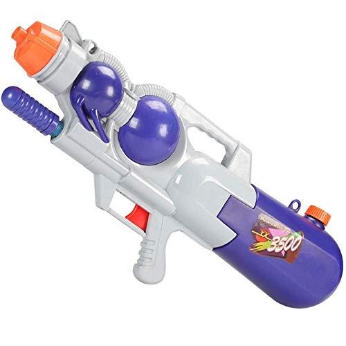 CHRRI Super Wasserpistole - Handheld Wasserpistole Spielzeug im Freien Wasserpistole Remote Spray Erwachsene große Wasserdruckpistole Spielzeug -
