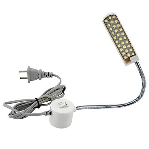 Súper Brillante 30 Granos de Lámpara Máquina de Coser Ropa de Luz Luz de Trabajo en Casa Lámpara de Costura Accesorios