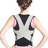 Correzione postura Brace Upper Back Correction Confortevole traspirante per donna Uomo Stand by Waist