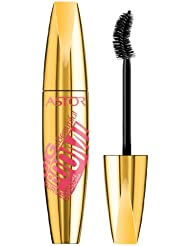 Astor Big & Beautifull Boom! Curved Mascara, Farbe 910 Ultra Black, 1er Pack (1 x 12 ml)