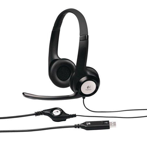 Logitech ClearChat Comfort USB (Usb H390 Logitech Headset)