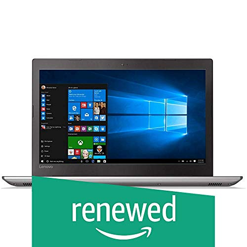 Renewed  Lenovo IdeaPad 520 15IKB 80YL00RXIN 15.6 inch Laptop  7th Gen Core i7 7500U/8 GB/1TB/Windows 10/4 GB Graphics