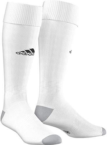 Adidas Milano 16, Medias, Blanco-Negro, Talla 0 31-33