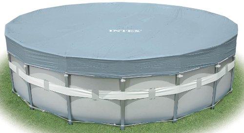 Schwimmbecken – Intex – Frame Pool Set Ultra Rondo - 4