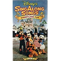 Disney's Singalong Songs - Disneyland Fun, Volume 5