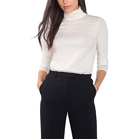 ESPRIT 086ee1k009, Camisa Manga Larga para Mujer