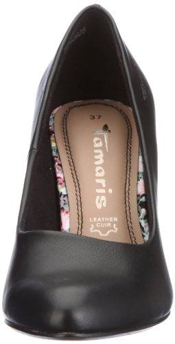 Tamaris 1-1-22406-28 Damen Pumps Schwarz (BLACK 906)