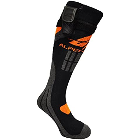 Alpenheat AJ18 Fire-Sock Light - Calcetín calefactable Talla:XL (45-48)