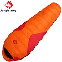 FairytaleMM Jungle King CY-660 Keep Warm Adult Camping Sobre Sleeping Bag (Color: