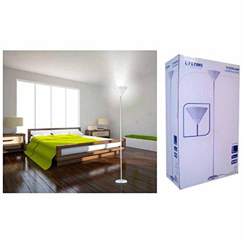 Vetrineinrete lampada piantana da terra alta 178 cm for Lampada da terra per camera da letto
