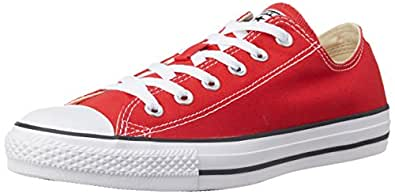 Converse Unisex Red Sneakers - 10 UK/India (44 EU)