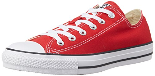 Converse Unisex Red Sneakers – 8 UK/India (41.5 EU) 41Gxt5LaLwL