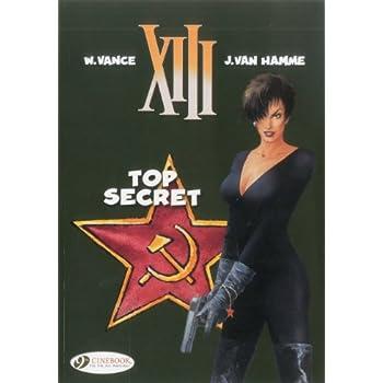 XIII - tome 13 Top secret (13)